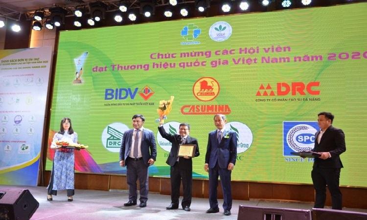 Tôn vinh doanh nghiệp tại hội nghị quốc tế